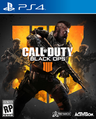 PS4 - Call of Duty : Black Ops 4