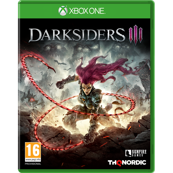 XBOX ONE - Darksiders III