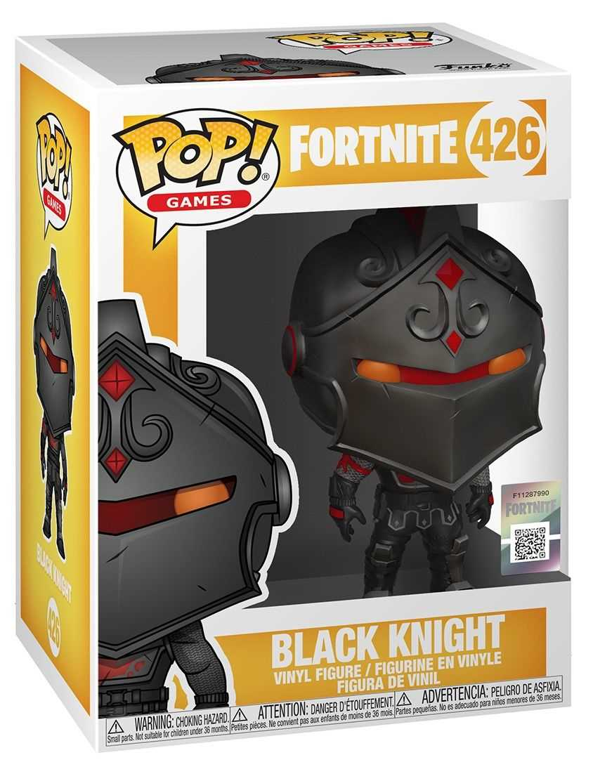 Fortnite Pop - 426 Black Knight