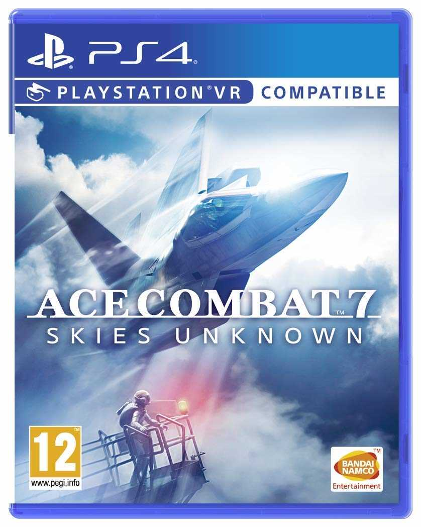 PS4 - Ace Combat 7: Skies Unknown