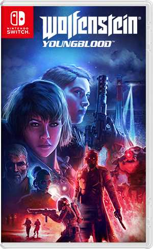 SWITCH - Wolfenstein: Youngblood הזמנה מוקדמת!