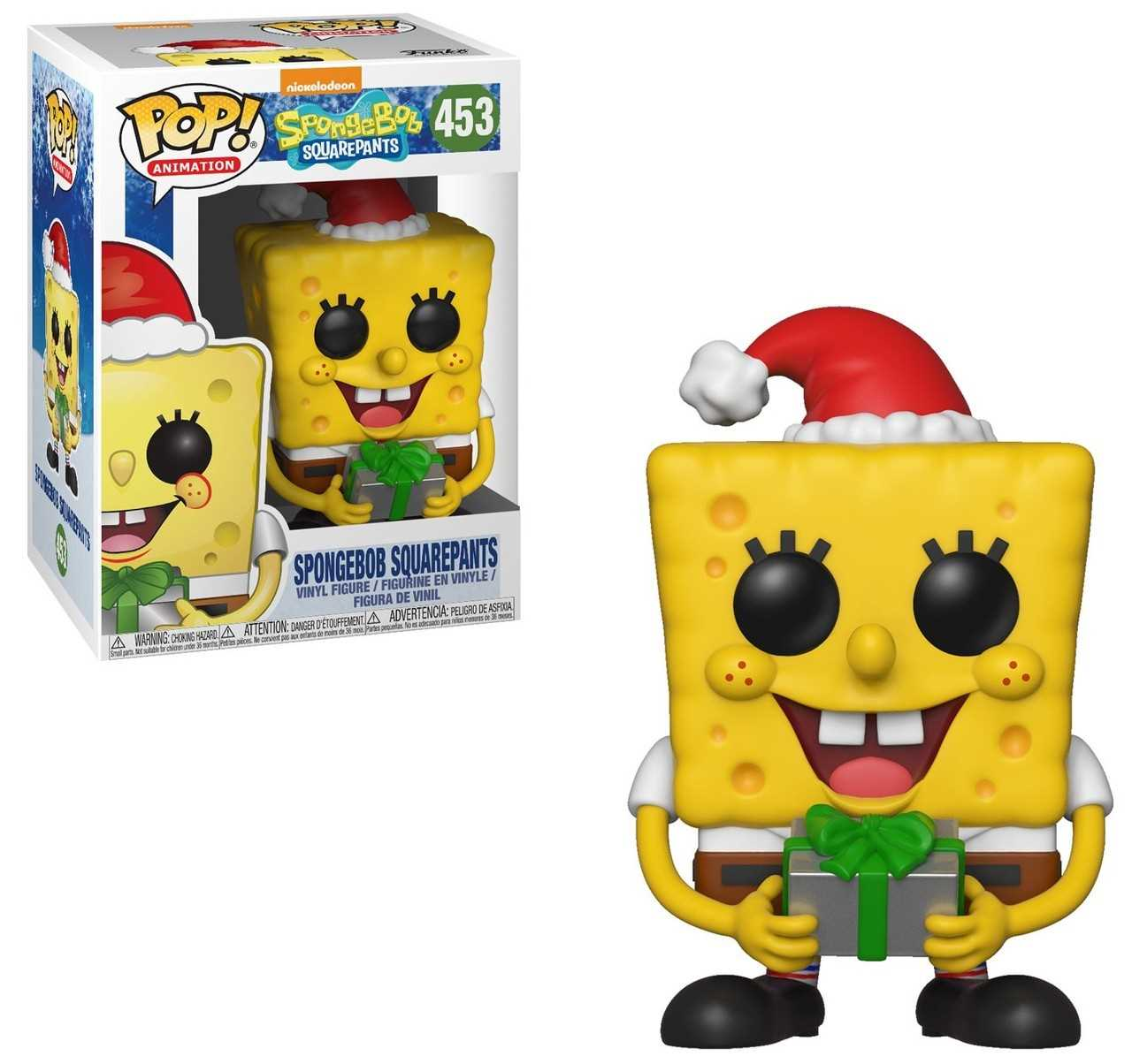 POP 453 Funko Spongebob Squarepants