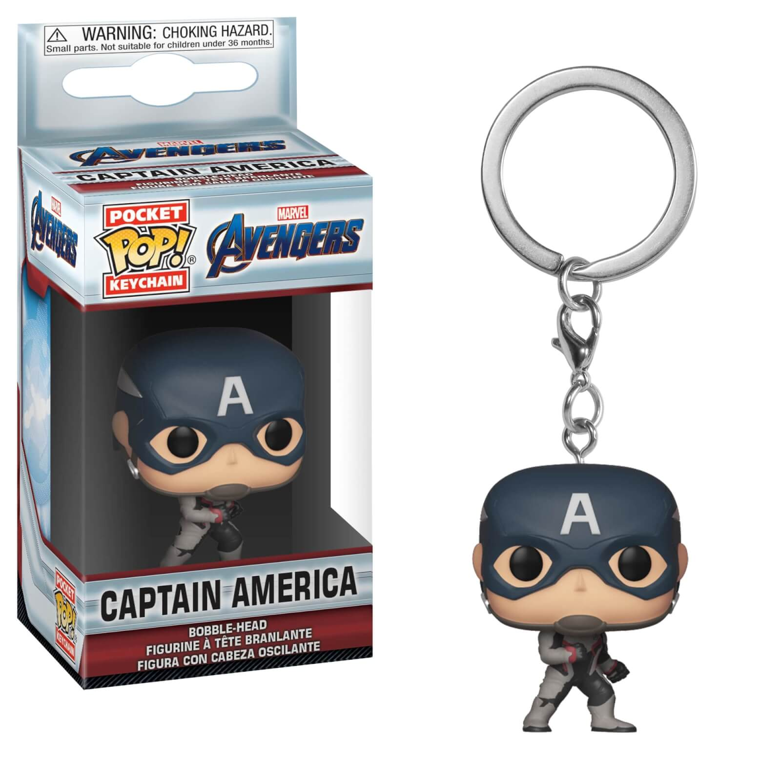 POCKET POP CAPTAIN AMERICA