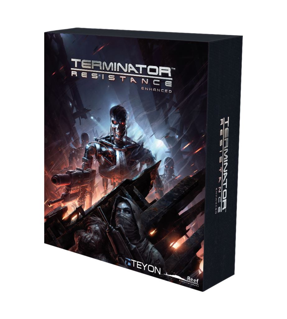 PS5 - TERMINATOR: Resistance - Enhanced Edition