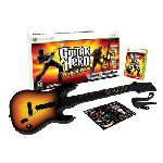 XBOX 360 - Guitar Hero World Tour Guitar Bundle