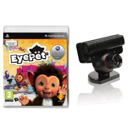 PS3 - Eyepet With Cam