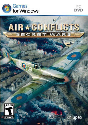 PC - Air Conflicts: Secret Wars