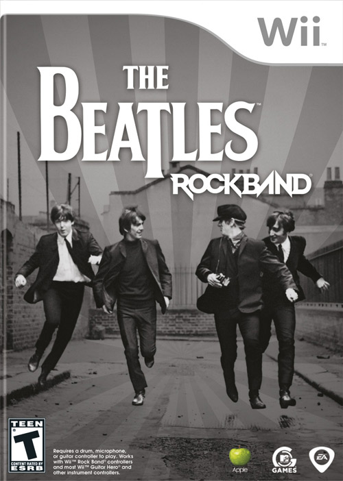 Wii - The Beatles Rock Band