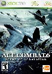 XBOX 360 - Ace Combat 6  Fires of Liberation