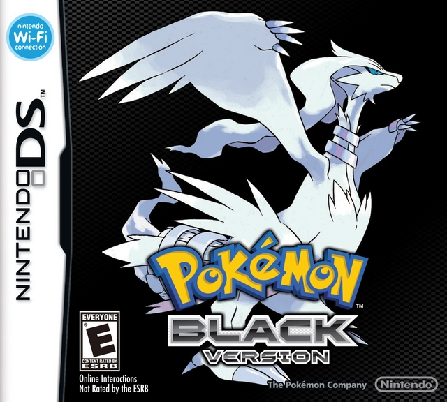 Pokemon Black Version