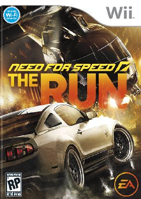 Wii - Need for Speed The Run