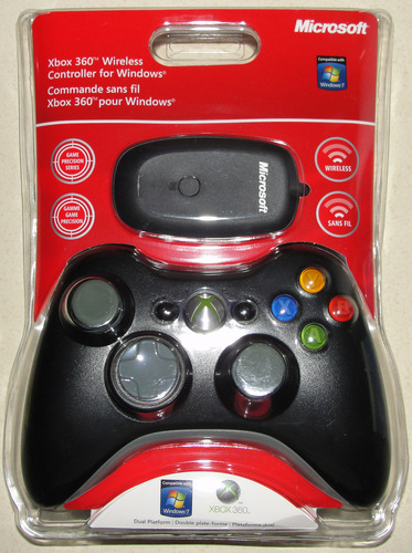 PC / XBOX 360 - New Wireless Controller
