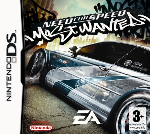 DS - Need For Speed Must Wanted