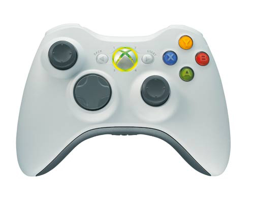 Xbox 360- Wireless Controller