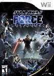 WII - Star Wars  The Force Unleashed