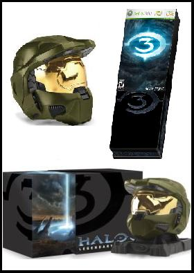 XBOX 360 - Halo 3 Legendary Edition
