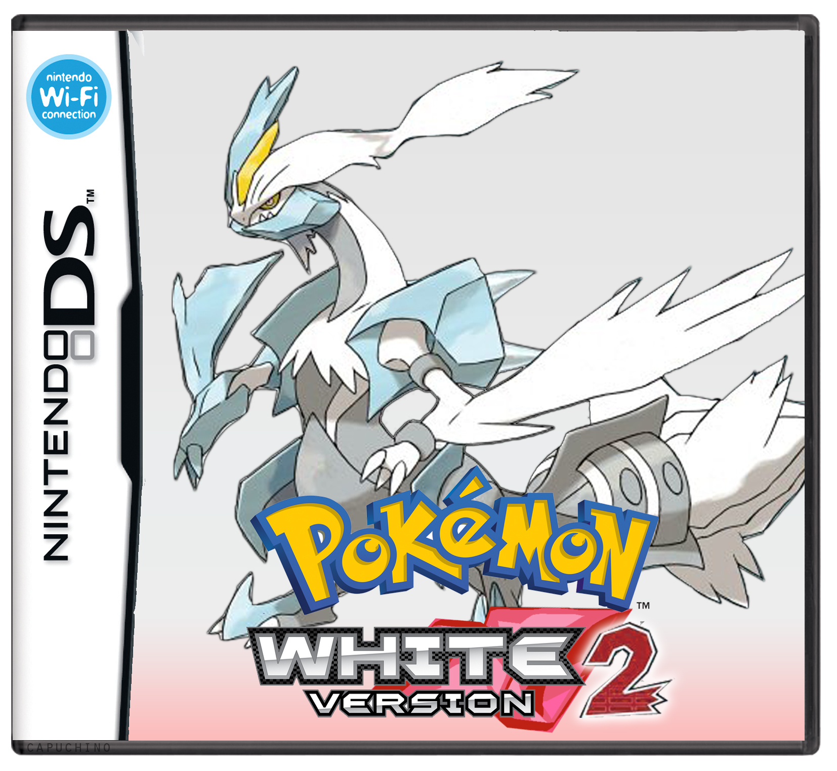 DS - Pokemon White Version 2