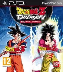 PS3 - Dragon Ball Z Budokai HD Collection