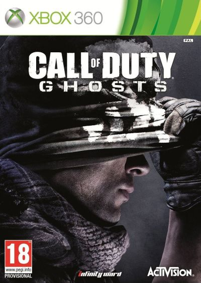 XBOX 360 - Call Of Duty Ghosts
