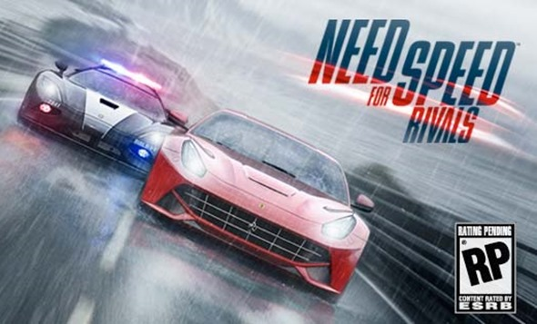 XBOX 360 - Need for speed : Rivals