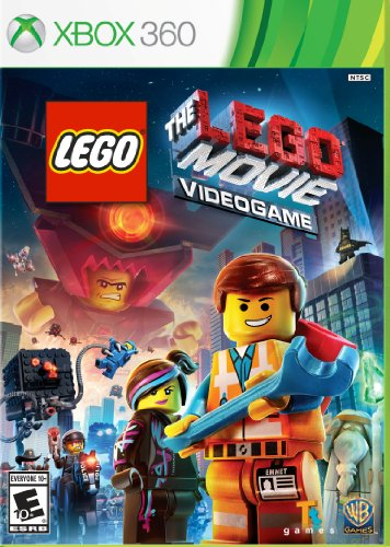 XBOX360 - Lego Movie