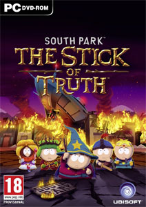 PC - South Park THE STICK OF TRUTH