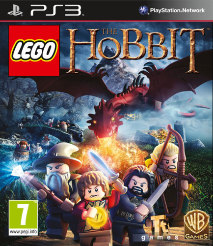 PS3 - LEGO THE HOBBIT