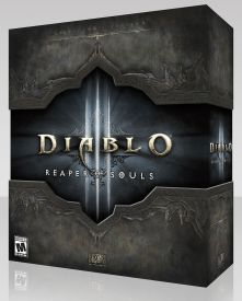 PC - DIABLO III Reaper Of Souls Collectors Edition