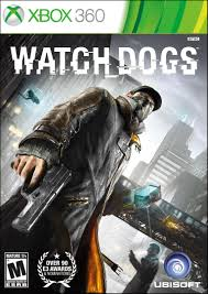 XBOX360 - Watch Dogs
