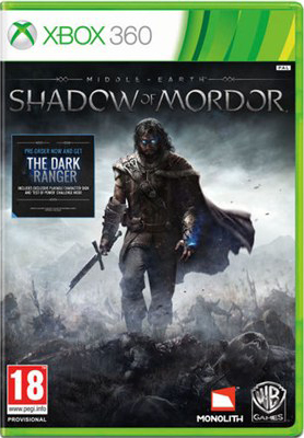 XBOX360 - Middle-earth: Shadow of Mordor