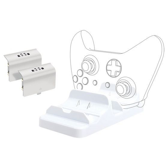 XBOX ONE - Charge & Play Kit