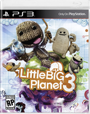 PS3 - Little Big Planet 3