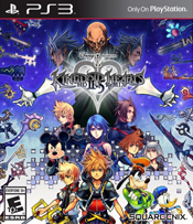 PS3 - Kingdom Hearts HD 2 ReMIX