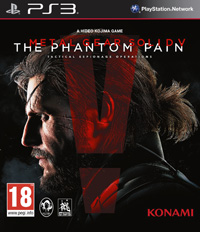 PS3 - Metal Gear Solid The Phantom Pain