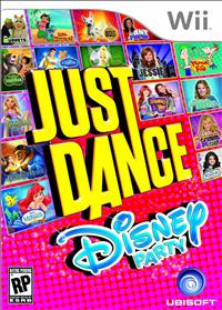 WII - JUST DANCE DISNEY PARTY