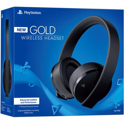 אוזניה אלחוטית  7.1 Sony Wireless PLATUNIM Headset