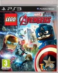 PS3 - LEGO Marvels Avengers