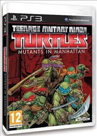 PS3 - TMNT: Mutants in Manhattan