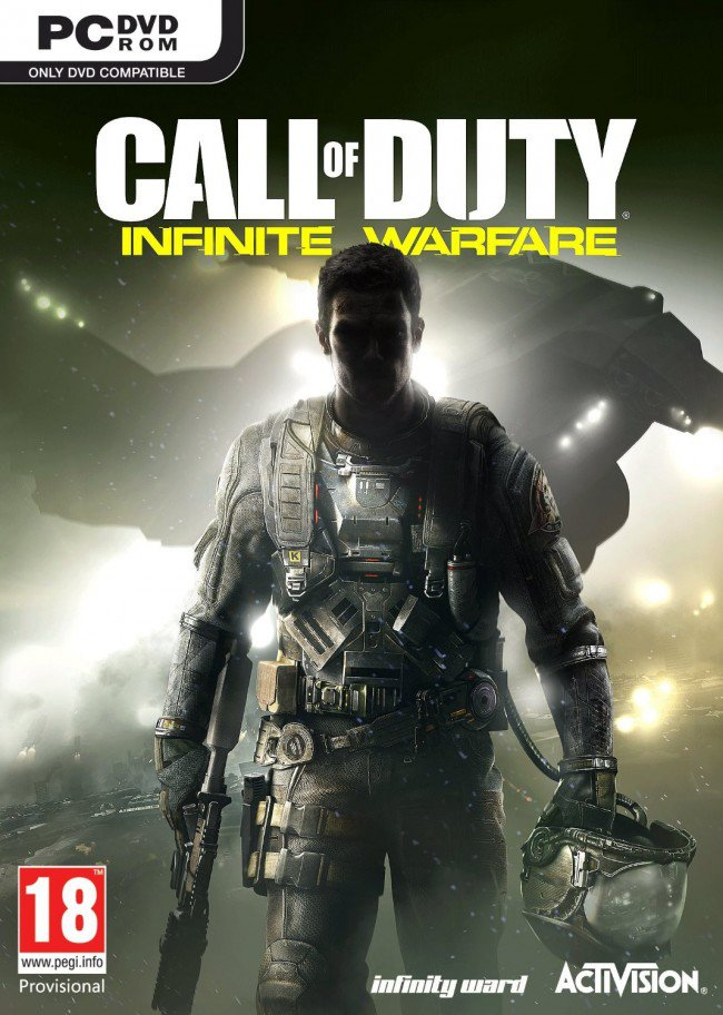 PC - Call of Duty Infinite Warfare