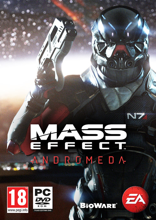 PC - Mass Effect: Andromeda הזמנה מוקדמת