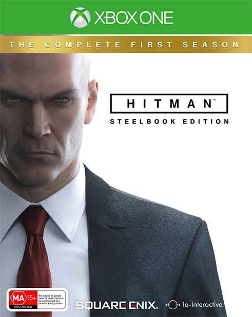 XBOX ONE - Hitman The Complete First Season