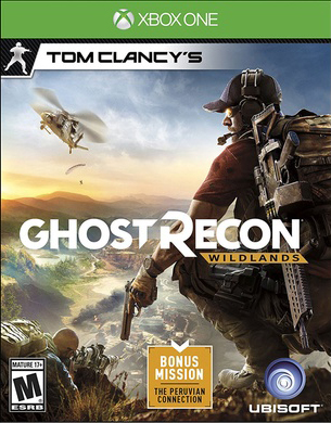 XBOX ONE - Tom Clancy's Ghost Recon Wildlands Reveal