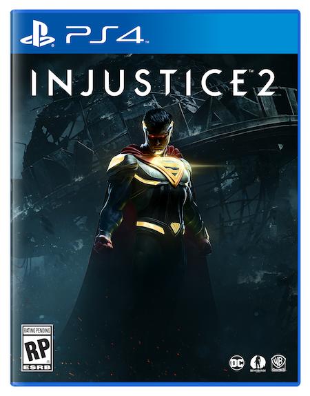 PS4 - Injustice 2
