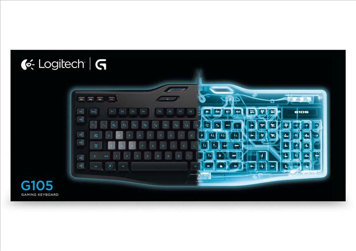 Logitech G105 Gaming Keyboard