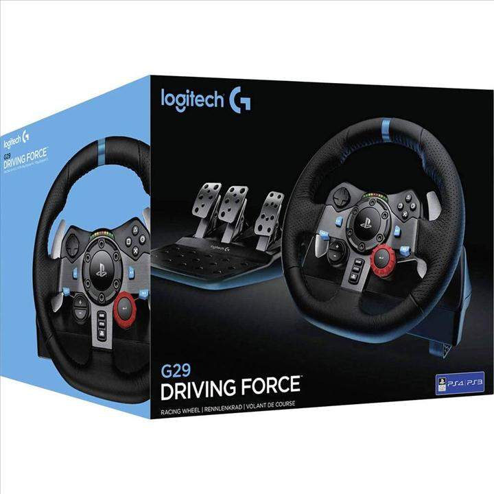 Logitech G29 Driving Force הגה