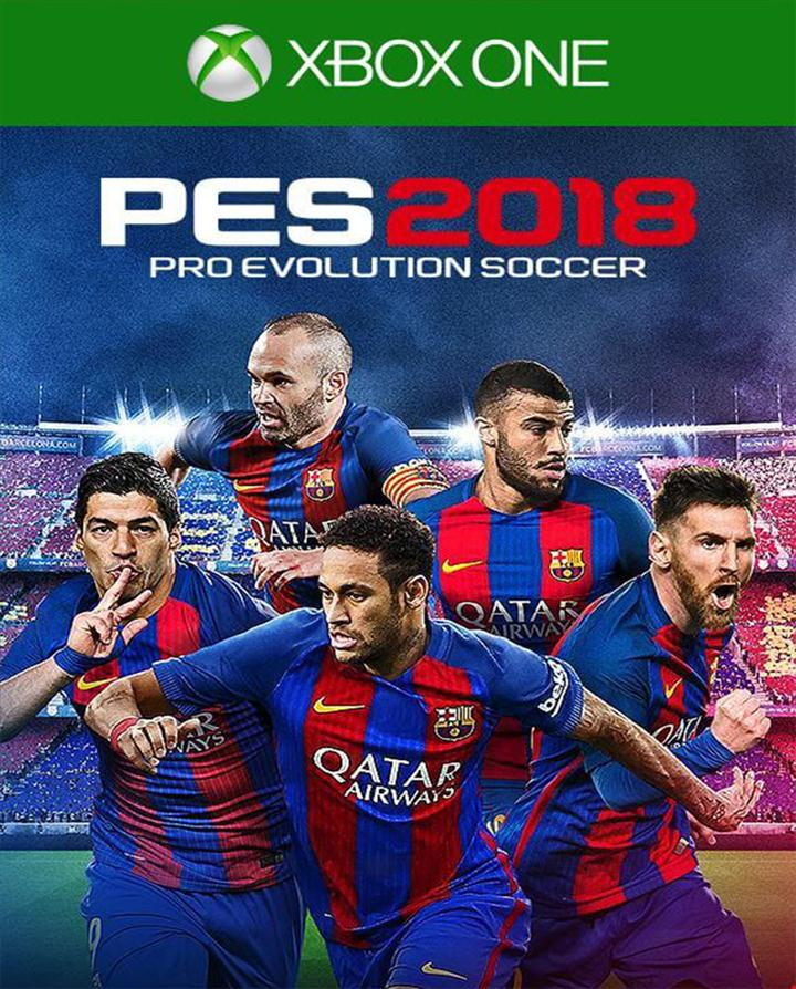 XBOX ONE - Pro Evolution Soccer 2018