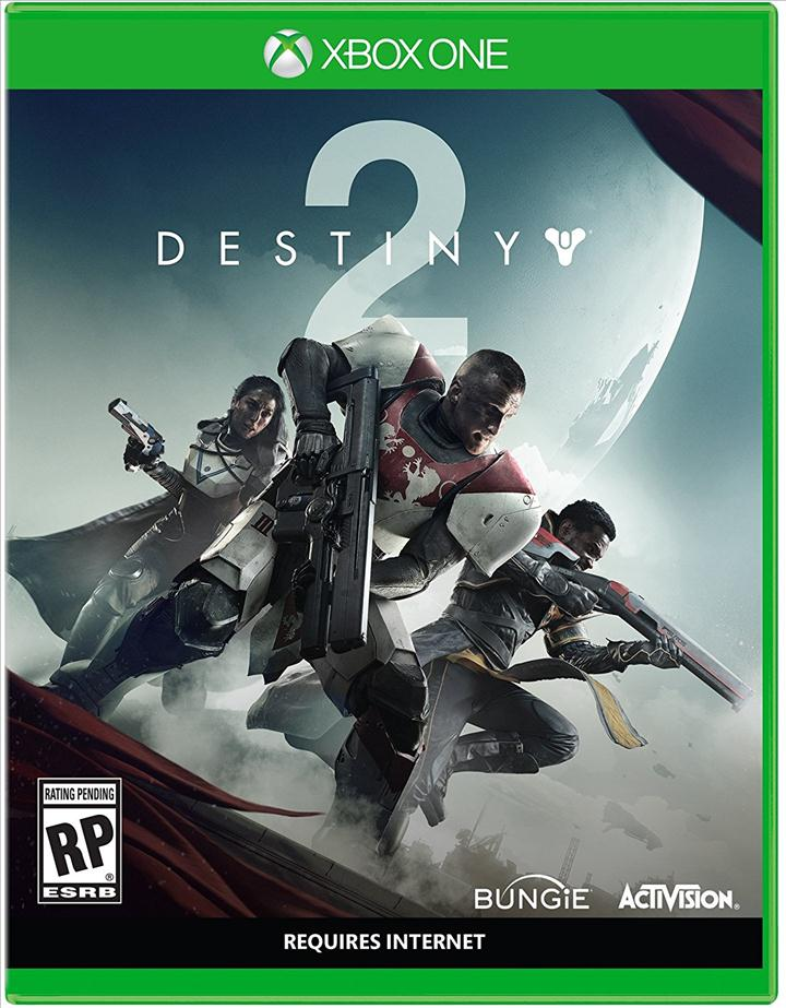 XBOX ONE - Destiny 2