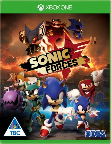 XBOX ONE - Sonic Forces