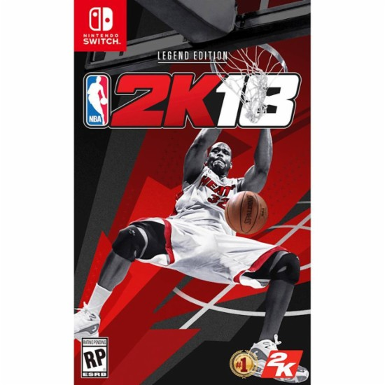 SWITCH - NBA 2K18
