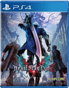 PS4 - Devil May Cry 5